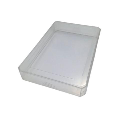 10 x Kunststoff-Etui flach