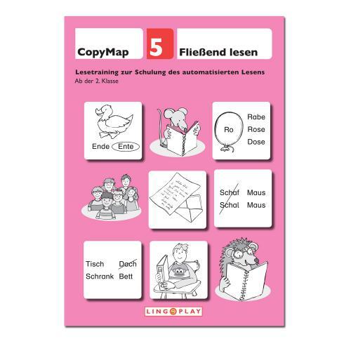 CopyMap 5 - Schulung des automatisierten Lesens