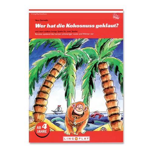 EXTRA digital - Wer hat die Kokosnuss geklaut? - Mundmotorik
