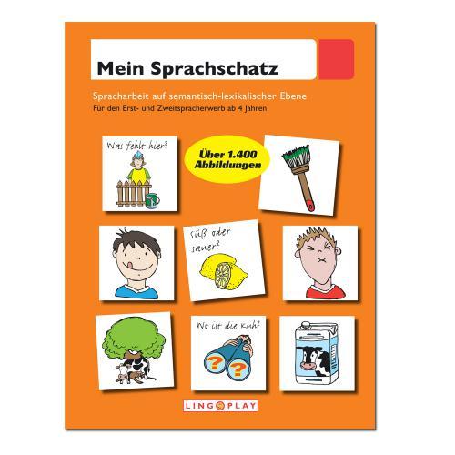 Mein Sprachschatz - Sprachförderung