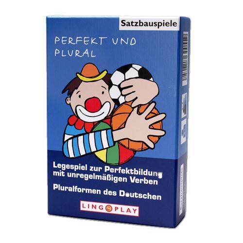 Perfekt und Plural - Perfektbildung & Pluralformen