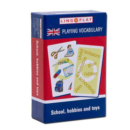 School, hobbies and toys - Englisch lernen