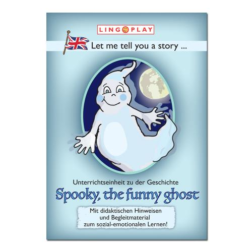 Spooky, the funny ghost - Unterrichtseinheit
