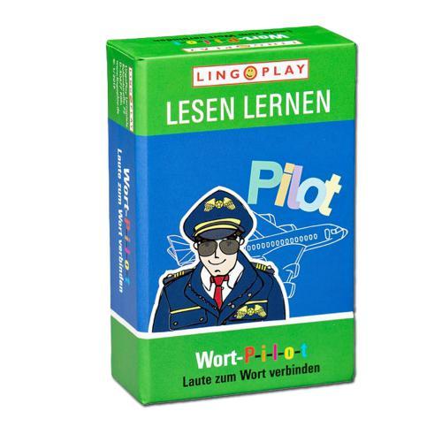 Wort-Pilot - Laute zum Wort verbinden