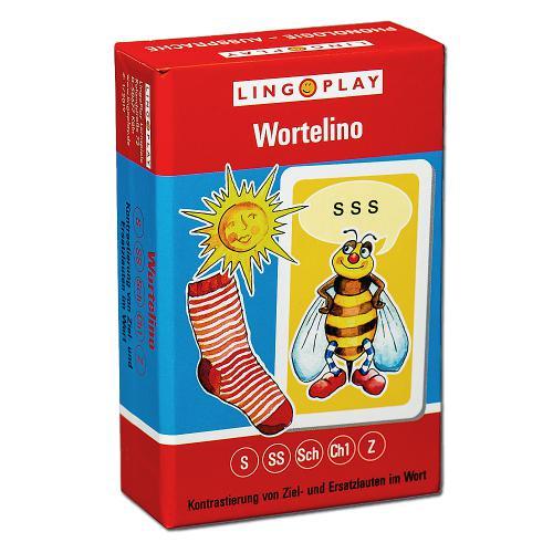 Wortelino S SS Sch CH1 Z - Ziel- und Ersatzlaute im Wort
