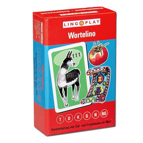Wortelino T D K G N NG - Ziel- und Ersatzlaute im Wort