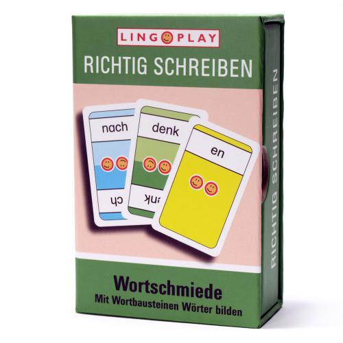Wortschmiede - Mit Wortbausteinen Wörter bilden