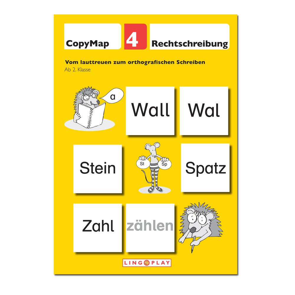 CopyMap 4 - Rechtschreibung
