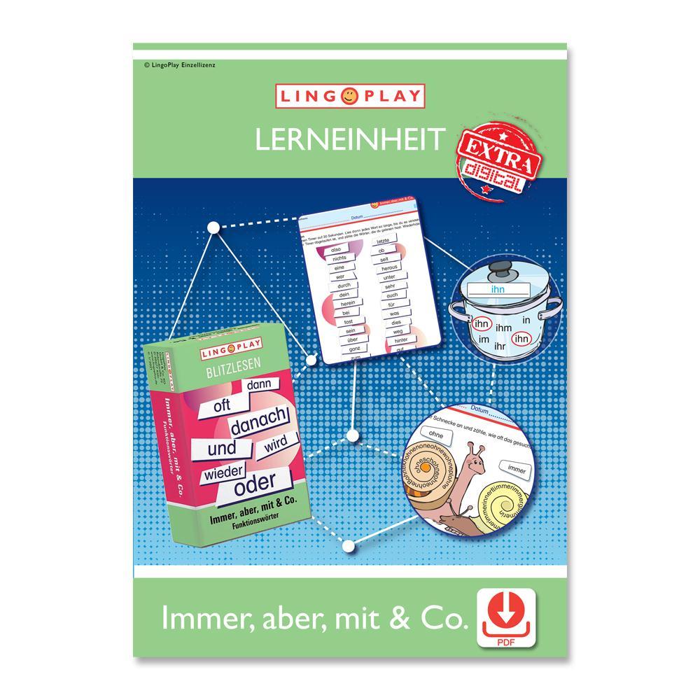 EXTRA digital - Immer, aber, mit & Co.