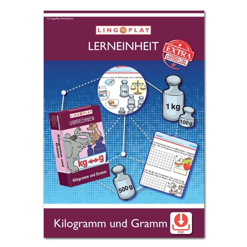 EXTRA digital - Kilogramm und Gramm