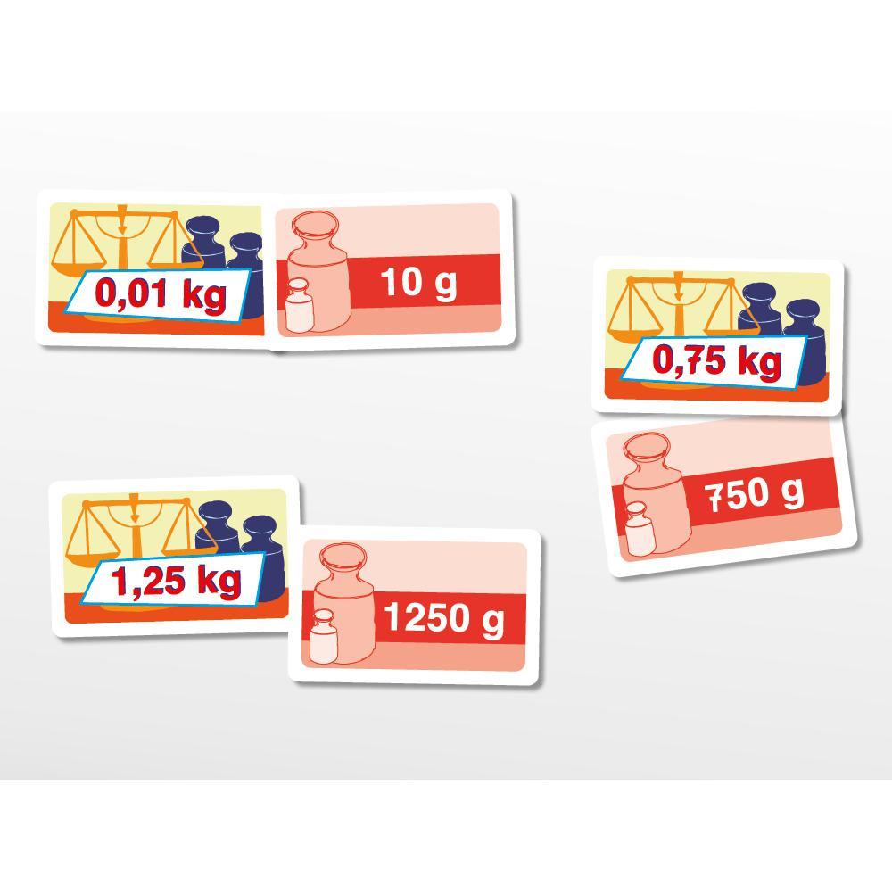 Kilogramm und Gramm - Gewichtsmaße umrechnen