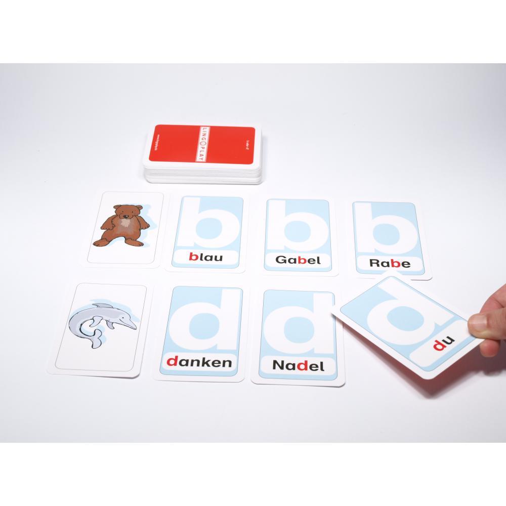 Paket: Ähnliche Buchstaben