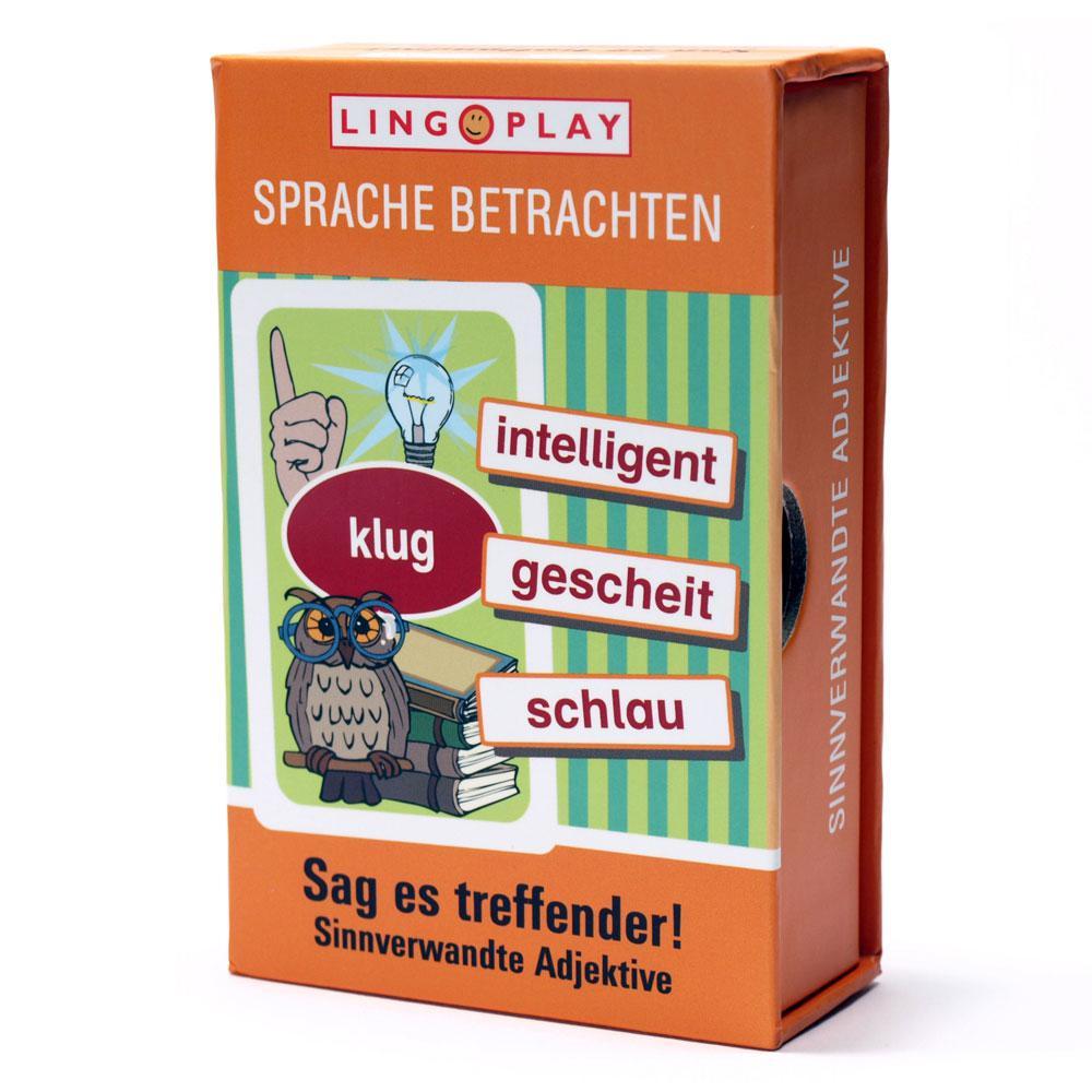 Adjektive kennenlernen Adverb - Wortart kennenlernen - Deutsch Klasse 5
