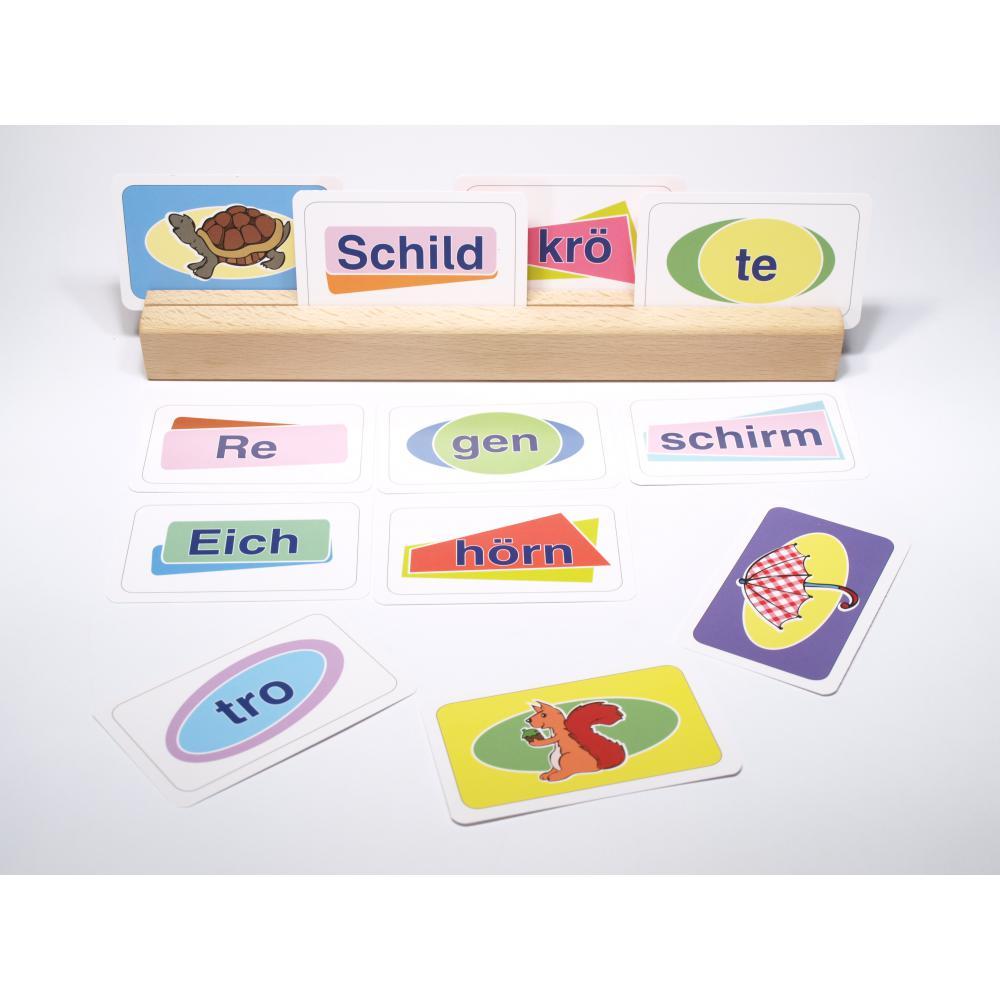 Silbensonne - Wörter mit Konsonantenverbindungen
